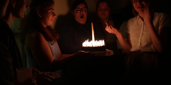 День рождения УК «Данцер» в Москве - 1 год