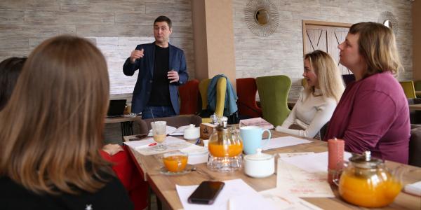 Встреча с предпринимателями<br /> Тема: Эффективность